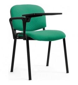 ISO T BLACK krēsls ar galdiņu