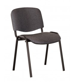 Konferenču krēsls ISO BLACK...